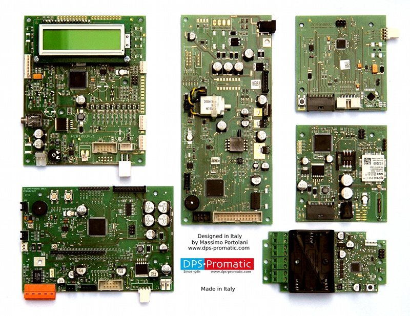 Design of custom electronic boards